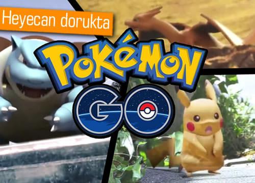 Türkiye'deki Pokemon Go oyuncularına müjde!