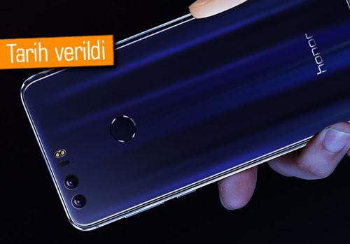 Huawei Honor 8, Çin dışına açılmaya hazırlanıyor