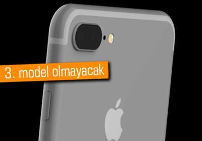 RAPOR: İPHONE 7 PRO DİYE BİR TELEFON YOK!