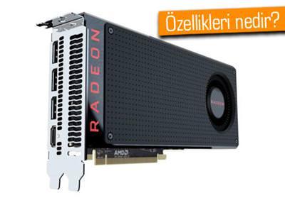 AMD, RADEON RX 470 VE RADEON RX 460'I TANITTI