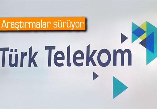 Türk Telekom'da 18 yetkili gözaltına alındı