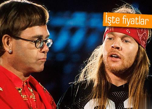 Elton John, Türkiye'ye geliyor!
