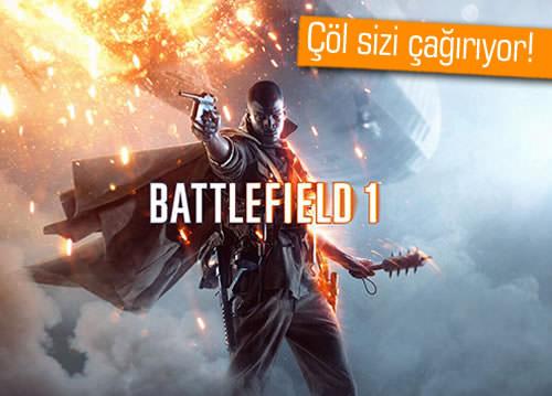 Battlefield 1 beta davetiyeniz gelmiş olabilir. Hemen kontrol edin ve oynayın!