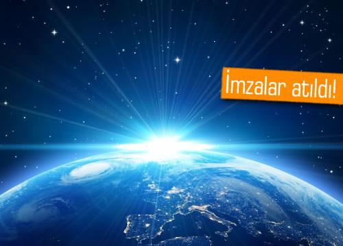 Türkiye, uzayda Japonya ile birlikte adım atacak