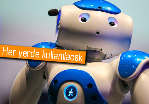 Singapur 'robot' şehri olacak!