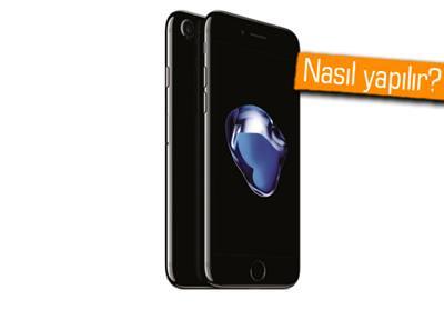 APPLE PHONE 7DE NASIL EKRAN GRNTS ALINIR