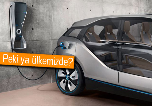 Dünyada elektrikli otomobil satışı yüzde 70 arttı