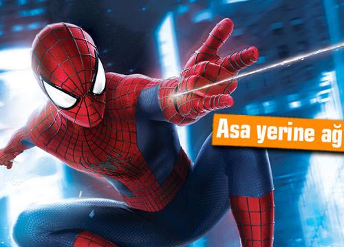 Harry Potter'dan yeni Spider-Man olur mu?