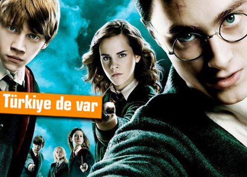 Harry Potter filmleri sinemalara geri dönüyor!