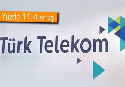 TÜRK TELEKOM'DAN 2016'NIN 3. ÇEYREĞİNDE 4,1 MİLYAR TL GELİR!