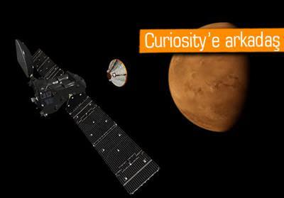 İLK GERÇEKLEŞTİ: NASA'NIN OLMAYAN BİR UZAY ARACI MARS'A BAŞARIYLA İNDİ!
