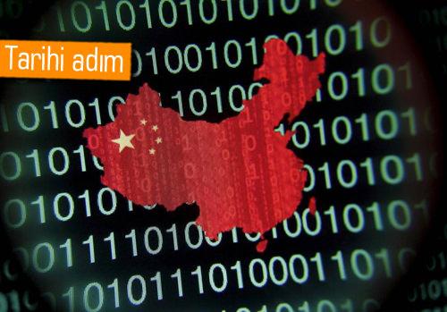 Çin siber güvenlik yasasını onayladı!