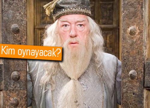 Dumbledore, sinemadaki Harry Potter evrenine geri dönüyor