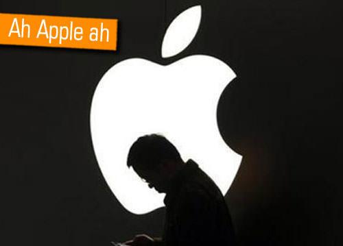 Apple hesabıyla giriş yapanlar skandala şahit oldu