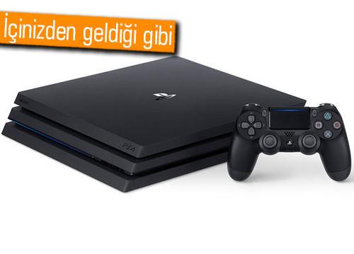 PlayStation 4'e GIF yapma ve fotoğraf modu desteği