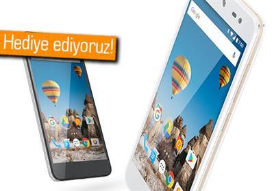 ANDROİD 7.0'LI GENERAL MOBİLE GM 5 HEDİYE EDİYORUZ