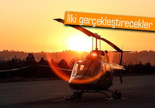 Yerli helikopter üretimi için Ar-Ge çalışmaları başladı