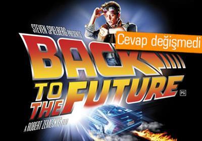 BACK TO THE FUTURE (GELECEĞE DÖNÜŞ) VE E.T. YENİDEN ÇEKİLECEK Mİ?
