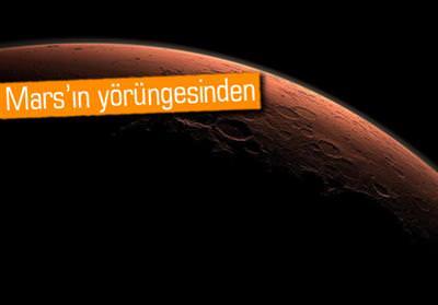 MARS UYDUSU İLK GÖRÜNTÜLERİNİ GÖNDERDİ