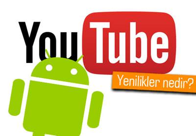 GOOGLE, YOUTUBE VE ANDROİD SİSTEM WEBVİEW'İ GÜNCELLEDİ