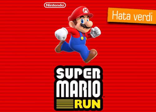 Super Mario çıktı, App Store çöktü!