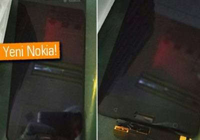 NOKİA'NIN YENİ TELEFONUN GERÇEK GÖRÜNTÜSÜ GÜN YÜZÜNE ÇIKTI