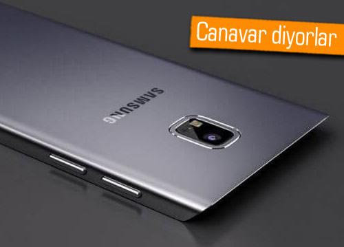 Samsung Galaxy S8'de ismi gibi 8 GB RAM olabilir!