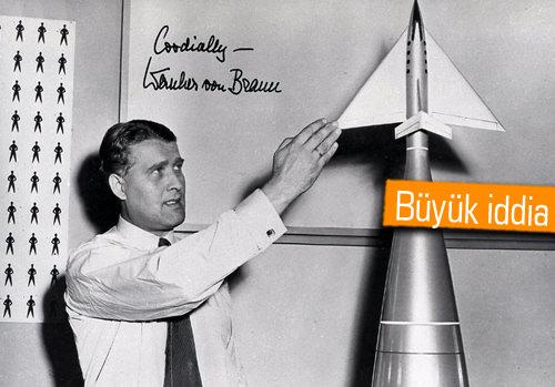 72 yıl önce fırlatılan roketin New York'u vuracağı iddiaları gerçek mi?