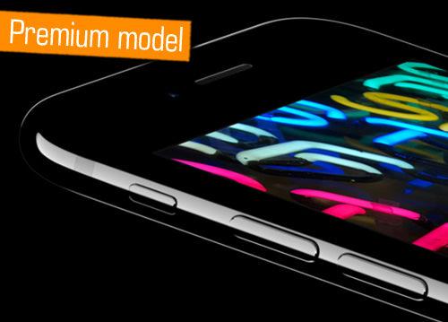 5.8 inç'lik yeni iPhone modeli yolda!