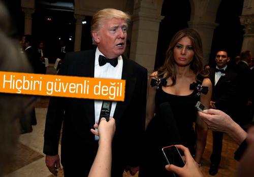 Donald Trump 'bilgisayar kullanmayın' dedi