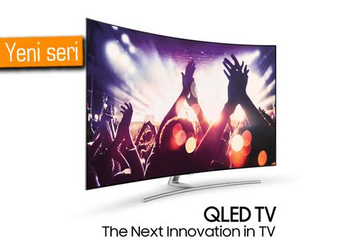 CES 2017: Samsung'dan renk hacmini %100 yeniden üreten dünyanın ilk TV'si