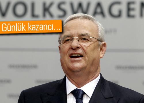 Volkswagen yöneticisine inanılmaz emekli maaş!