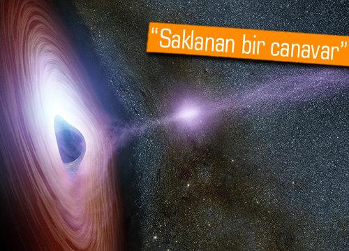 Yakın galaksilerde 'gizlenen' iki süper kütleli kara delik keşfedildi