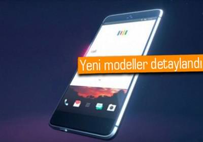 HTC ALPİNE VE HTC OCEAN NOTE'UN ÖZELLİKLERİ