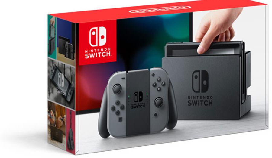 Nintendo Switch'in fiyat ve çıkış tarihi