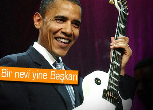 Barack Obama, Spotify'da işe mi başlıyor?