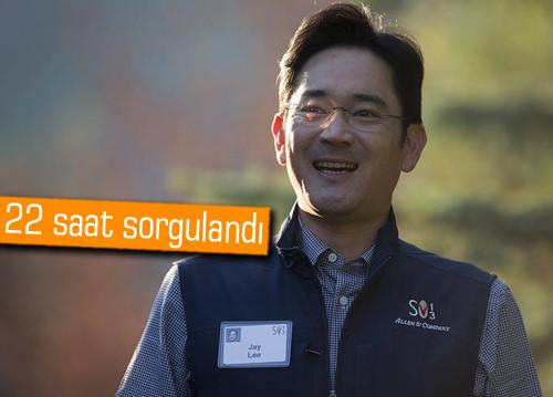 Samsung Başkanı rüşvet verme suçlamasıyla tutuklanabilir!