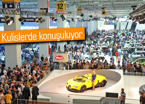 İstanbul Autoshow Fuarı iptal mi edilecek?