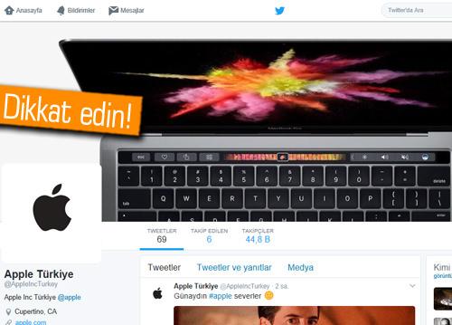 Apple Türkiye, hediye iPhone dağıtmıyor! Twitter'da tuzağa düşmeyin