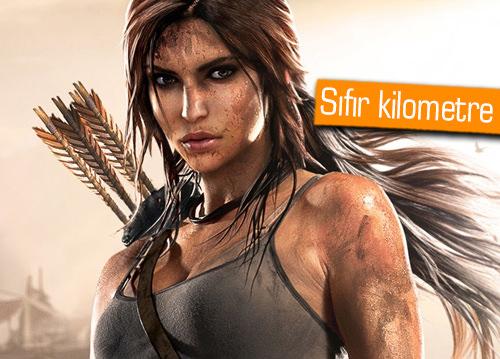Yeni Tomb Raider'ın çekimleri Güney Afrika'da başladı