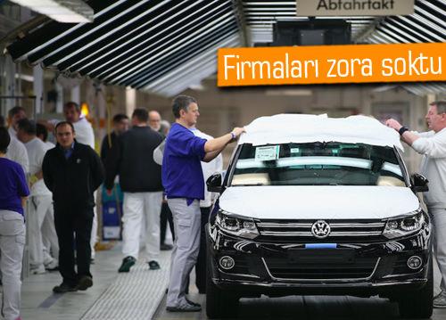 Alman otomotiv devlerine ABD'den ithalat vergisi şoku!