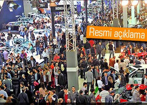 İstanbul Autoshow yapılacak mı?