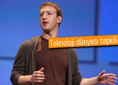 Trump'ın mülteci kararına Facebook ve Google'dan tepki