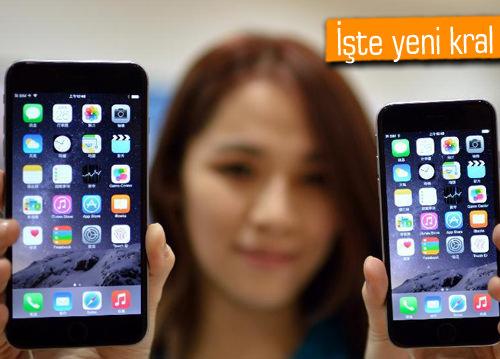 iPhone'ların Çin'de sürdüğü hüküm sona erdi, zirve el değiştirdi!