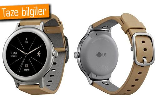 LG Watch Style'ın fiyatı belli oldu