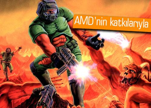 Doom Kitabı, AMD Türkiye'nin katkılarıyla şubat ayında satışta