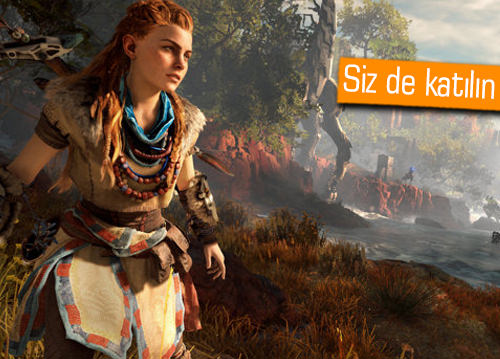 Türkçe Horizon Zero Dawn için kampanya başlatıldı