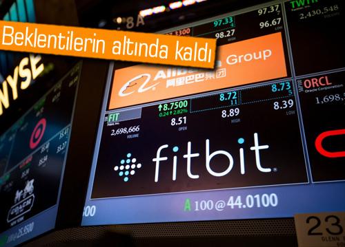 Fitbit'te işler yolunda değil, işten çıkarmalar olacak