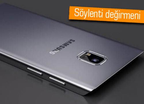 Samsung Galaxy S8'in RAM ve depolama alanı değeri belli oldu