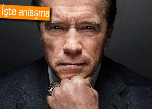 Terminator Schwarzenegger, Trump'ın Başkanlığı kendisine devretmesini istedi